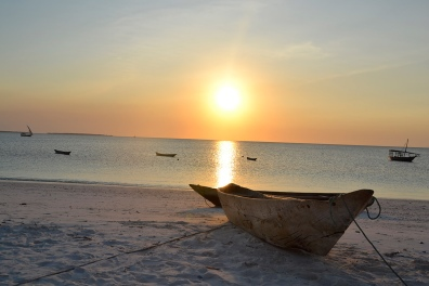 Zanzibar sunset - www.zanzibar.co.za