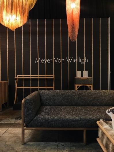 Meyer Von Wielligh and Willowlamp Stand