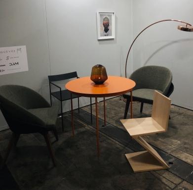 Trade and Press Lounge