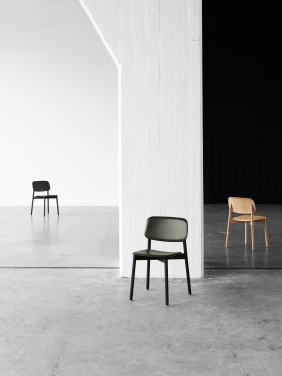 Soft Edge Chair by HAY